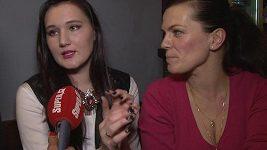 Marta Jandová a Alice Bonde