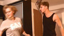 Ornella Štiková ve videoklipu