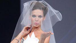 Také Verešová chystá svatbu číslo dvě.