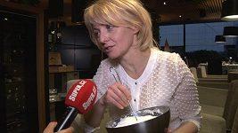 Veronika Žilková vaření