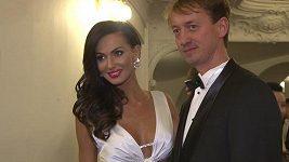 Eliška Bučková popřela spekulace o konci vztahu s milionářem.