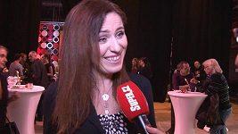 Soňa Norisová, herečka