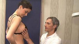 Vlaďka Erbová na třetí plastice prsou