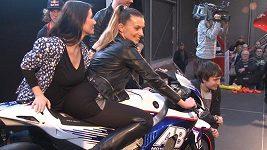 Alice Bendová o motorkách