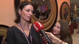 Adéla Gondíková, herečka, dcera Nela