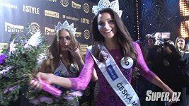 Česká Miss 2015 Nikol Švantnerová