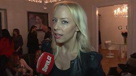 Kateřina Mátlová se pyšní luxusními hodinkami.