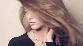 video z foceni pro prestizni modni magazin Barbora Podzimková