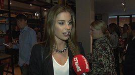 Tereza Budková má na přítele velký vliv.