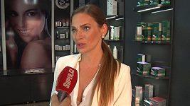 Andrea Verešová - modelka