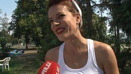 Andrea Kerestešová - léto