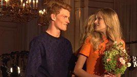 Aneta a Kristian - vítězové Schwarzkopf Elite Model Look.