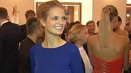Topmodelka Magdalena Langrová je zdrojem inspirace nastupujícím modelkám.
