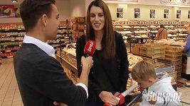 Lucie Křížková se se synem zapojila do celonárodní charitativní akce Z lásky k dětem.
