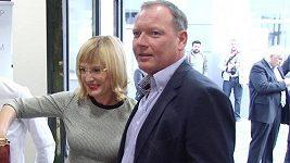 Štěpánka Duchková a Jan Hruška
