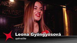 Leona Gyöngyösová