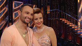 Jitka Schneiderová a Marek Dědík - StarDance