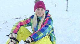 Tereza Fajksová - lyžování