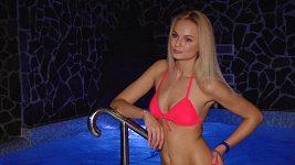 Tereza Fajksová - tělo