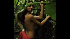 Eliška Bučková o hanbatém focení v Amazonii