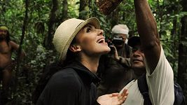 Eliška Bučková si v největším lese světa sáhla na dno!