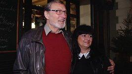 Ladislav Frej a Gabriela Mrkvicová
