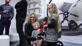 Lucie Hadašová - děti