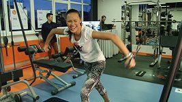 Monika Leová prozradila, kterou část těla musí ještě vycvičit.