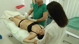 Nikola Buranská podporovala maminku, která si nechala odsát tuky.