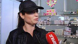 Hanka Kynychová - kosmetika