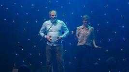 Marek Taclík zazpíval duet s Jitkou Schneiderovou.