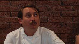 Největší nechutnosti kuchaříka Roberta Mikluše.
