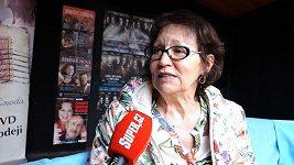 Marta Kubišová - babička