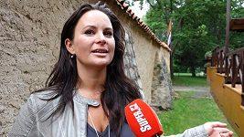 Jitka Čvančarová prozradila plány na léto.