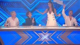 Roztančená porota X Factoru