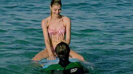 Langmajer na surfu