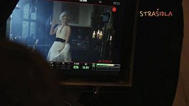 Strašidla - video z natáčení