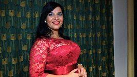 Andrea Kalivodová - těhotenství