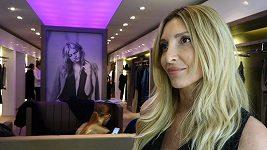 Ivana Mentlová, módní návrhářka ze Silverline by Piettro Fillipy