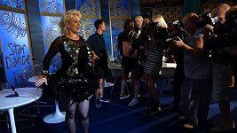 Bittnerová oblékne ve StarDance pouze cudné kostýmy.