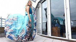 Natálie Kotková - přípravy na Miss World