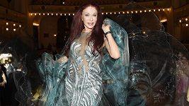 Blanka Matragi slaví pětatřicet let působení na scéně.