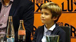 Basiková - syn a etiketa