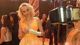 Jana Plodková - finále Star Dance