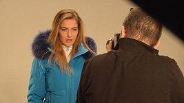 Bezděková chce na lyžích vypadat dobře, ještě důležitější je pro ni ale výkon.