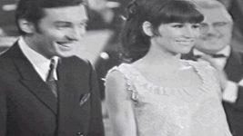 Marta Kubišová a Karel Gott Zlatý slavík 1966