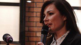 Alena Šeredová otevřeně mluví o situaci kolem rozvodu.