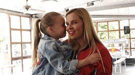 Kateřina Kristelová - dcera