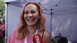 Monika Absolonová by chtěla druhé dítě.