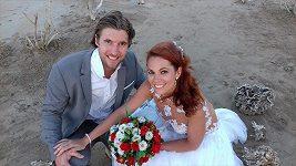 Michaela Nosková - svatba